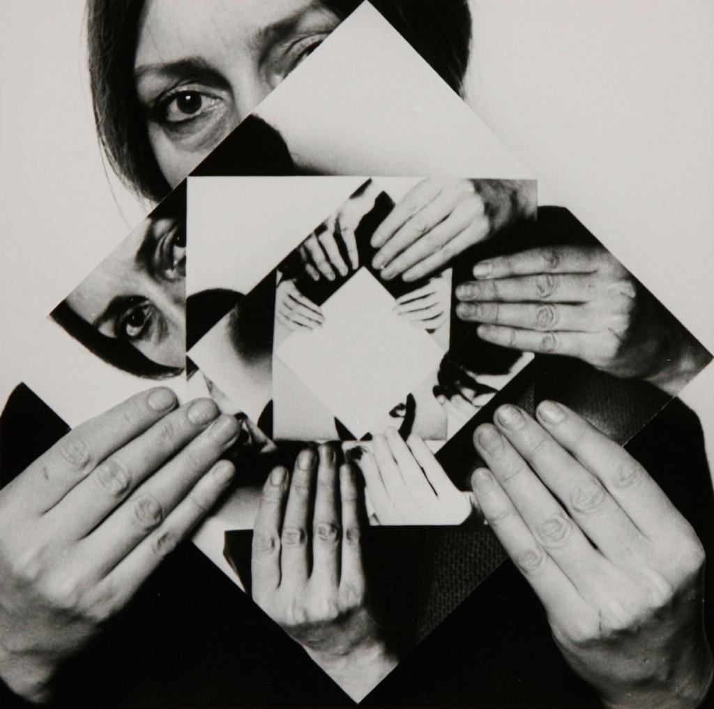 """Seven Rotations 1 -6"" by Dóra Maurer (1979)"