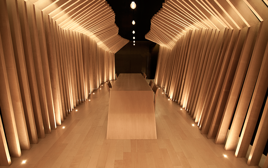 Image Gallery of Diagonal Line Interior Design