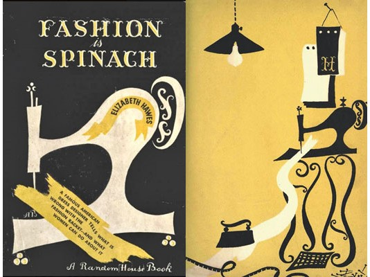 Design History 101: Alexey Brodovitch Astonishes with Fashion is Spinach
