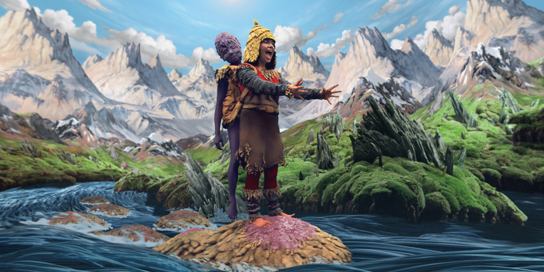 "A still from ""Wanderlust"" in 2008. Courtesy Wellhart Ltd & One Little Indian."