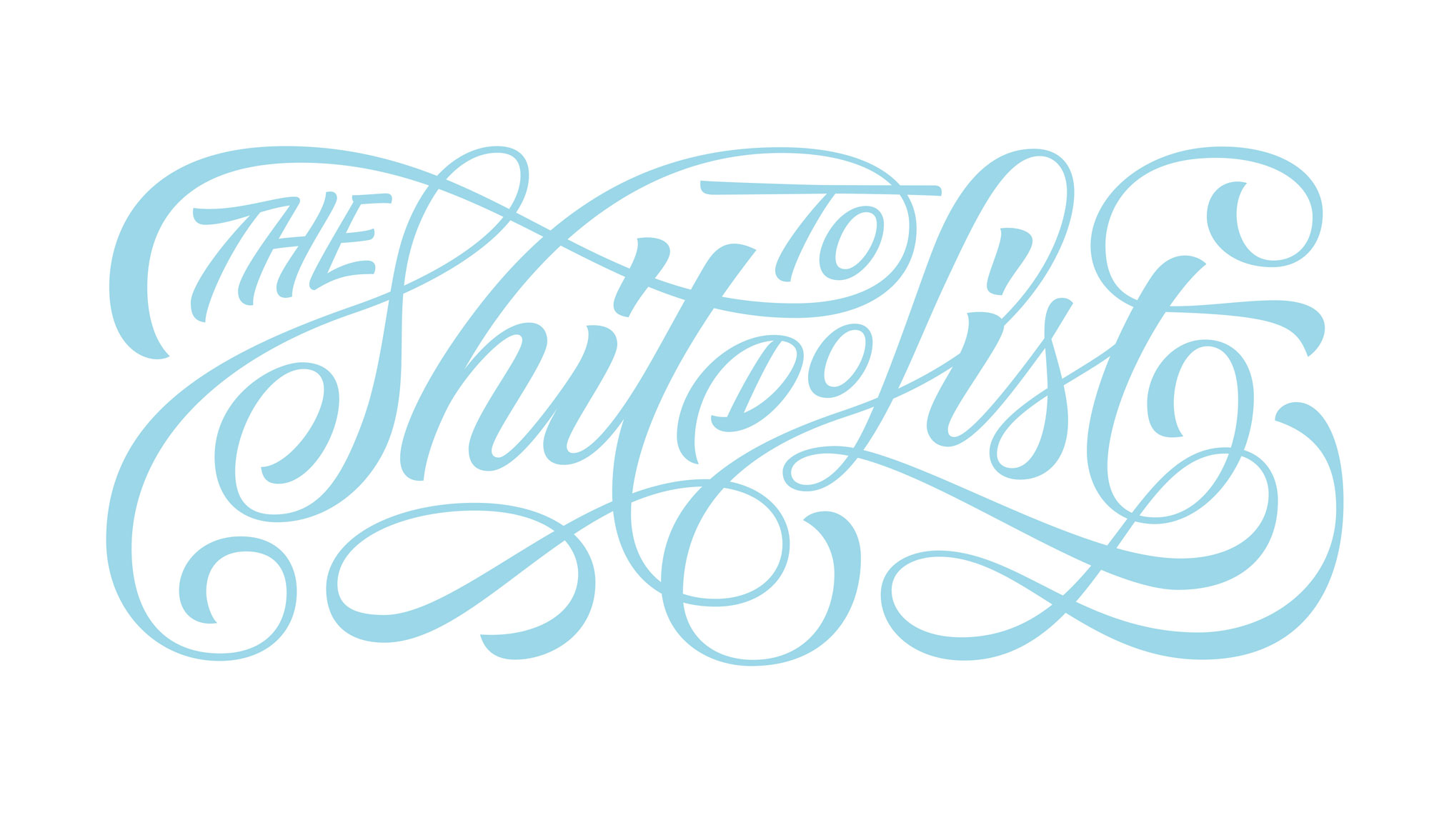 Dave Foster, lettering