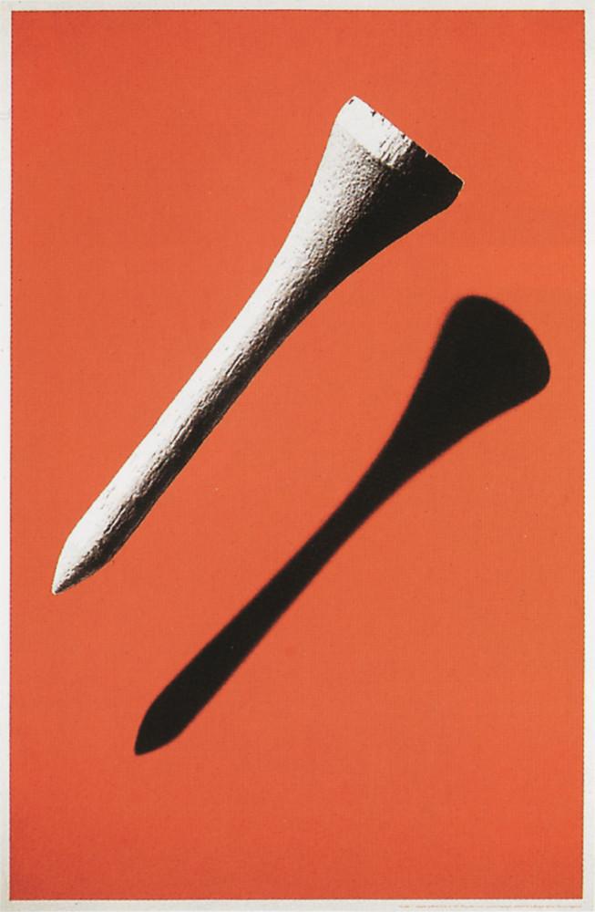 "1994: ""T"" from the Ambassador Arts Alphabet poster"