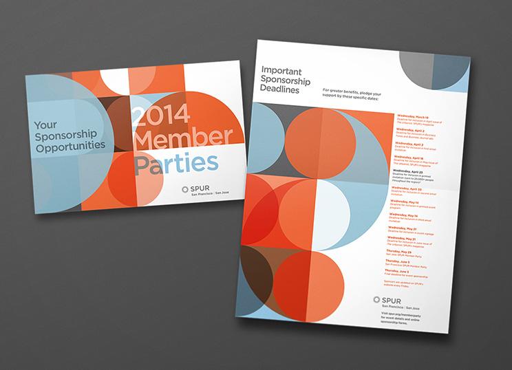 Shawn Hazen: SPUR member party mailer