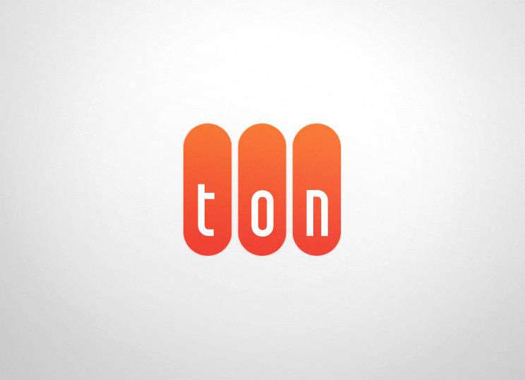 Shawn Hazen: TON logo