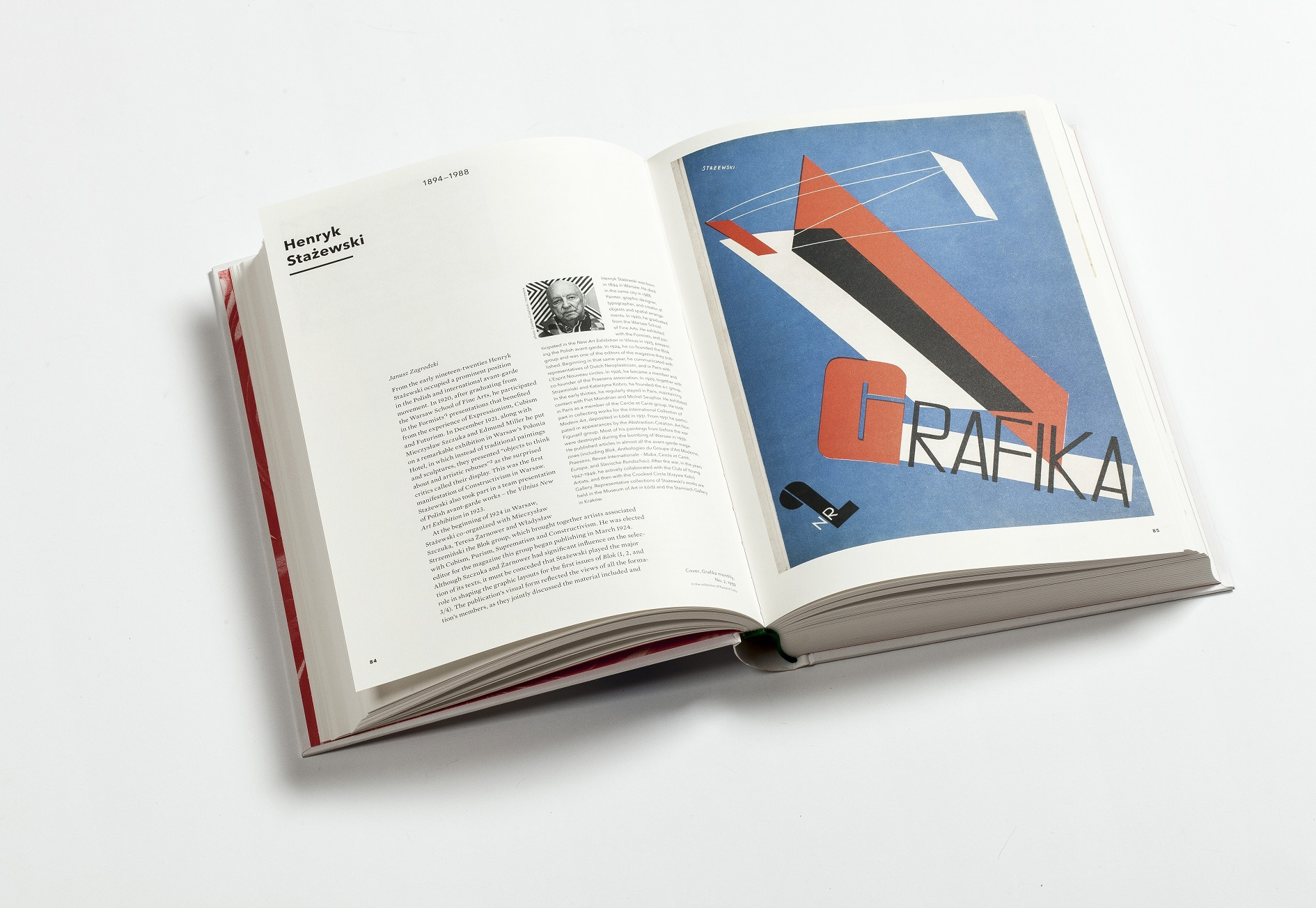 From Very Graphic: Polish Designers of the 20th Century
