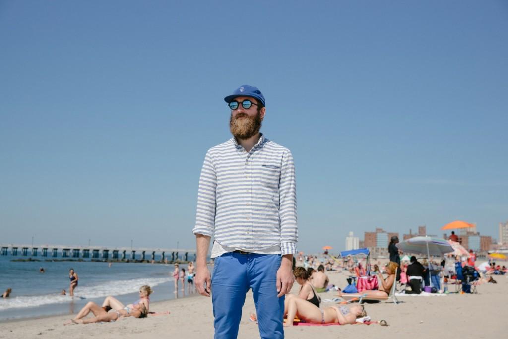 A lovely photo of Mike by Matt Rubin