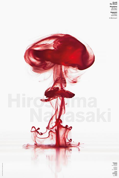 hiroshima-nagasaki-poster-pentagram