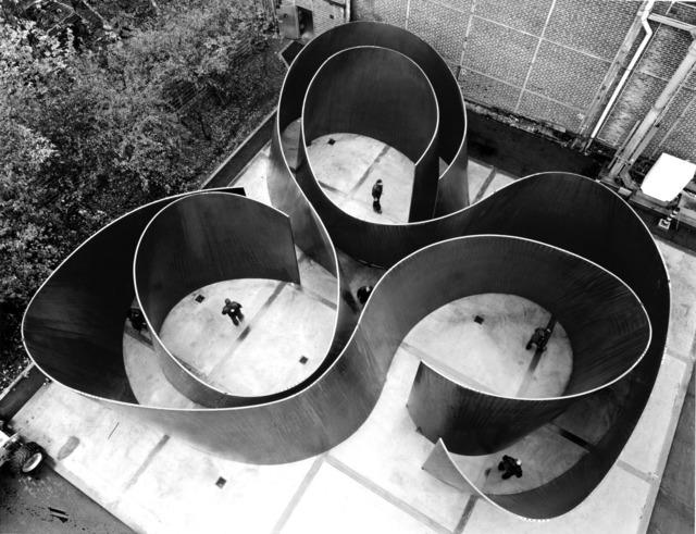 "Richard Serra, ""Cycle"" (2011)"
