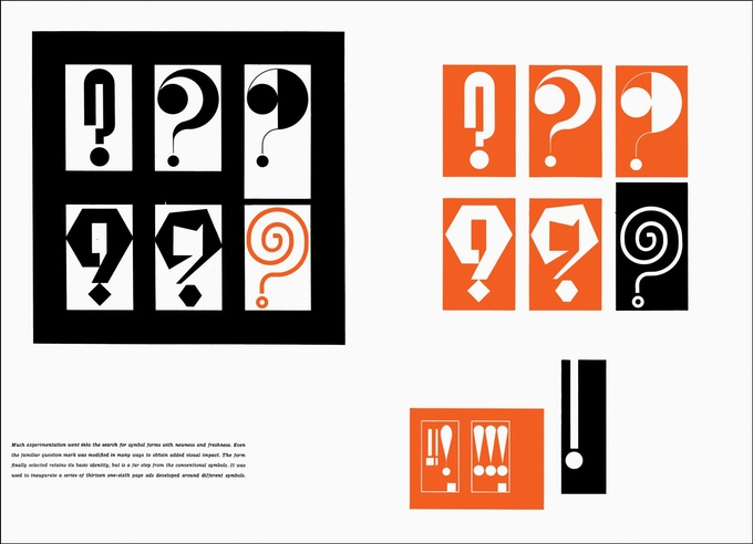 Visual Design in Action by Ladislav Sutnar (1961)