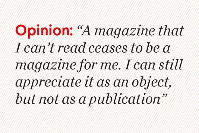 magCulture magazine panel opinion