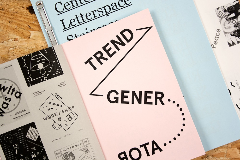 Trends 2017 technology - The Trick To Predicting 2016 S Graphic Design Trendseye On