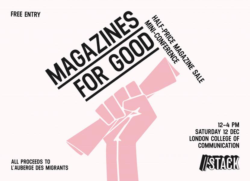 Stack-MagazinesForGood