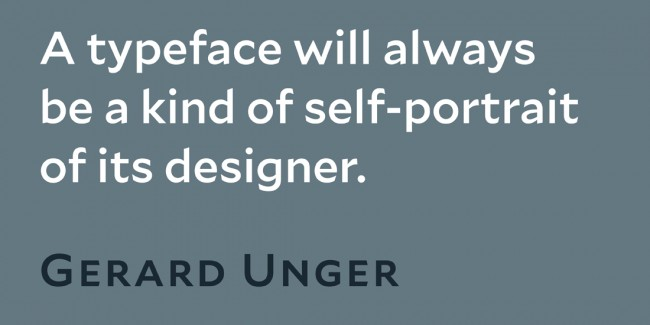 Gerard Unger Quote 01gwb