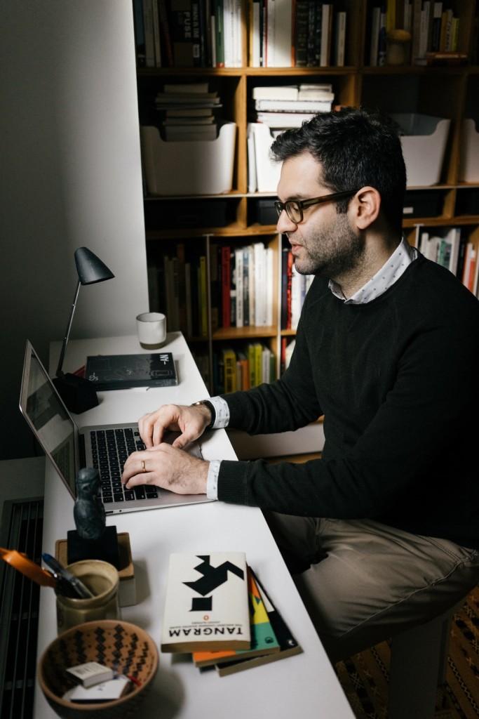 Rob Giampietro, c/o The Great Discontent