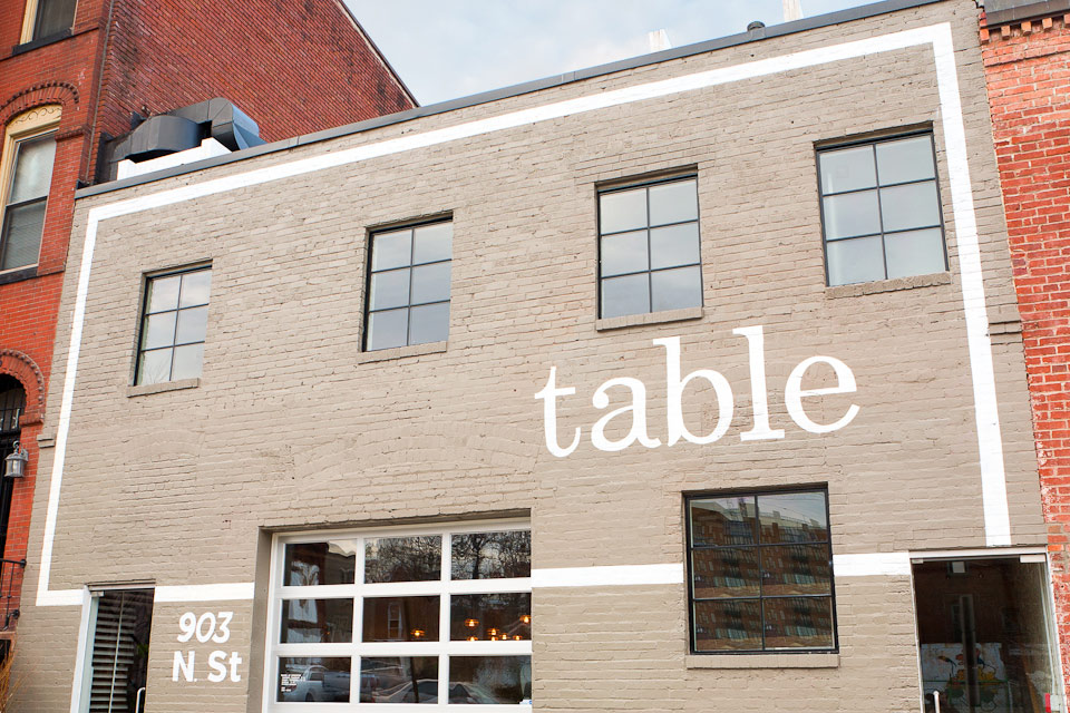 D c studio the general design company proves design is for Table restaurant dc