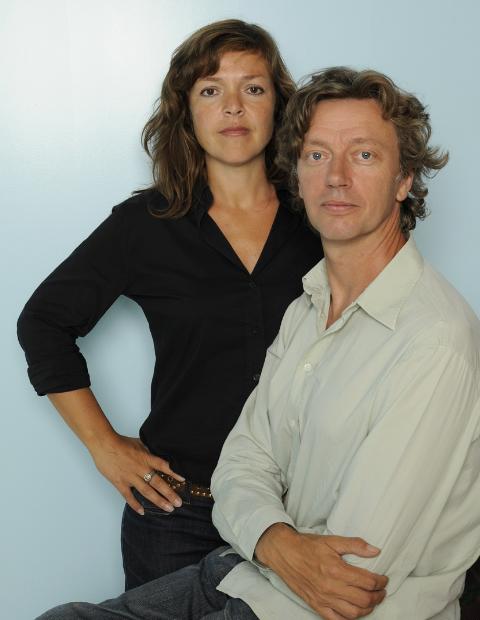 Thomas Widderhoven en Niki Gonissen photographed by Cindy Marler