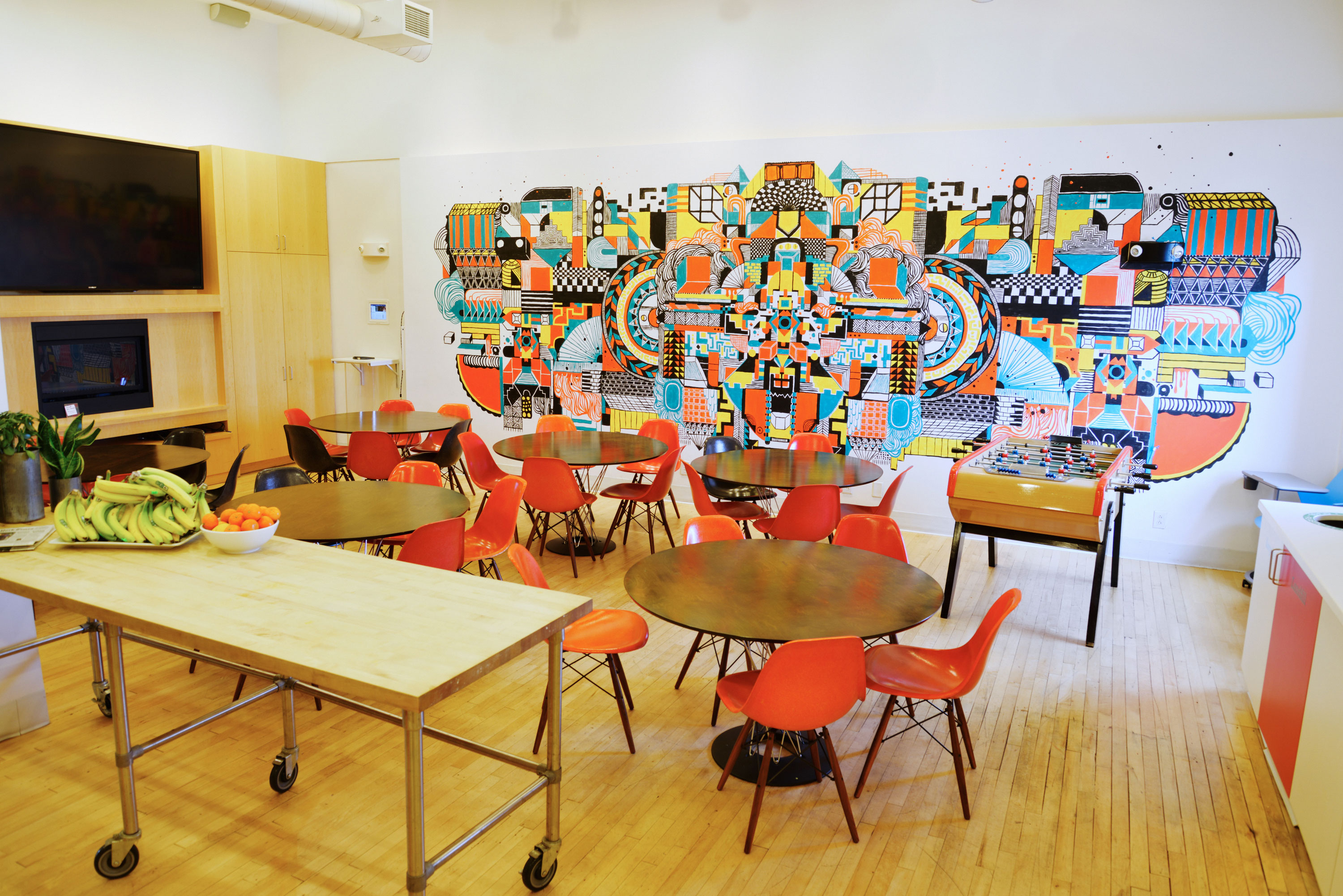 IDEO's Boston office (photo by Nicholas Prakas)