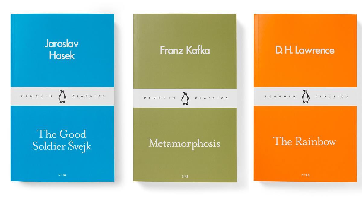 Pocket Penguin's new series