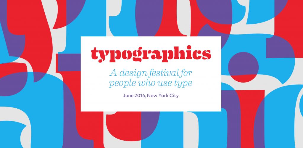 typographics banner