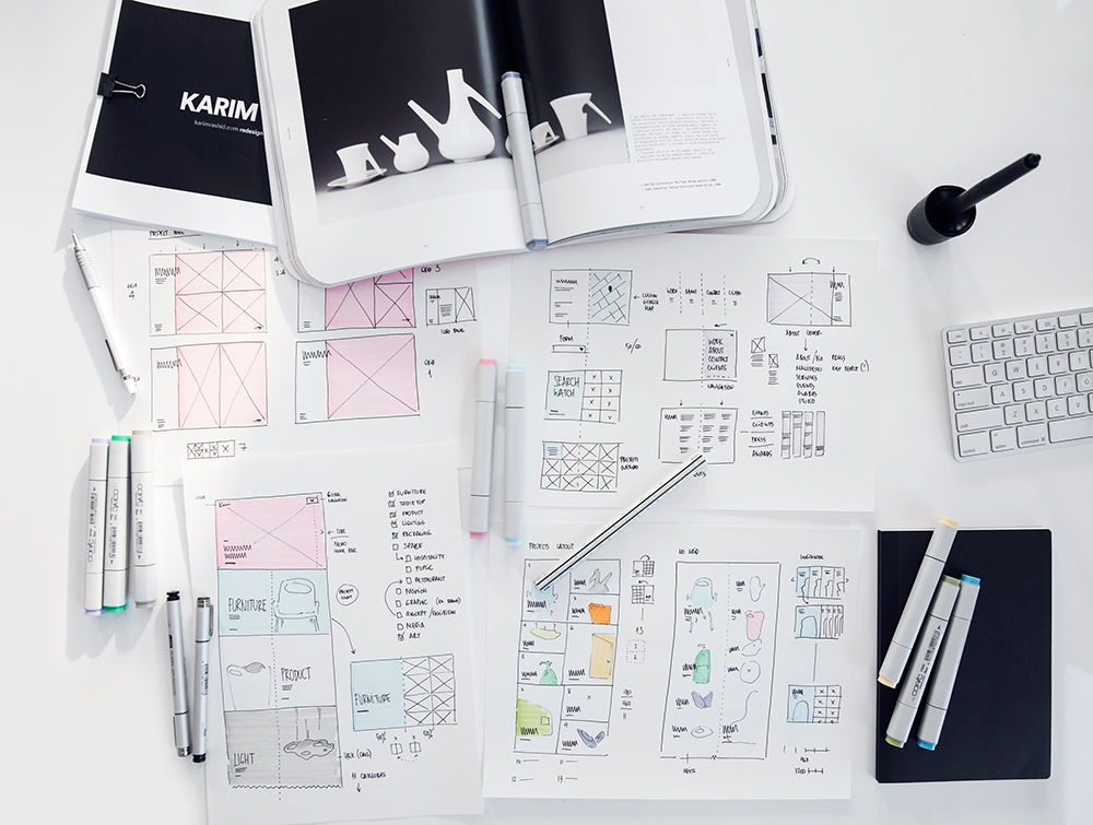 What's the Difference Between UX + UI Design?