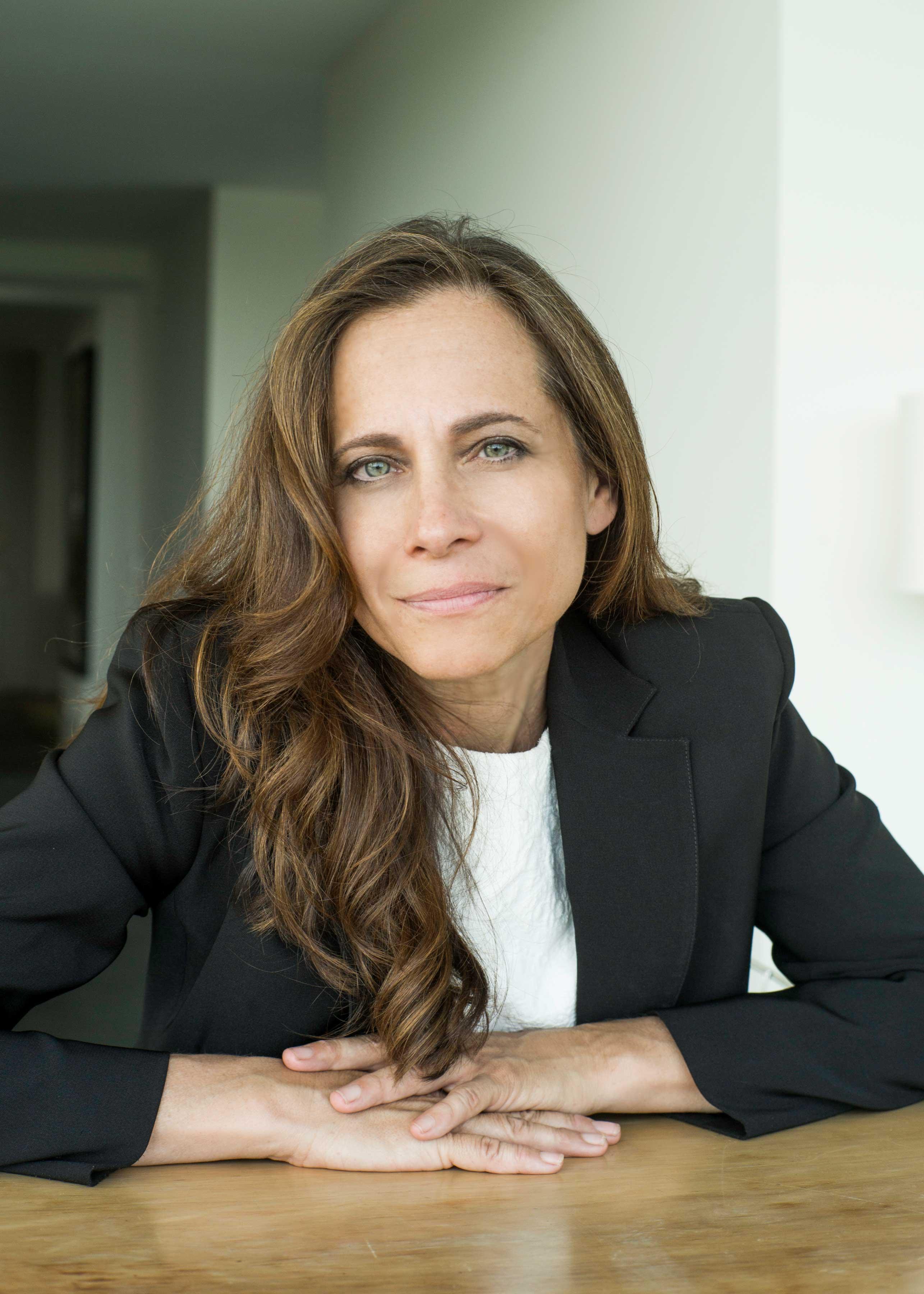 Jessica Helfand, author of The Invention of Desire