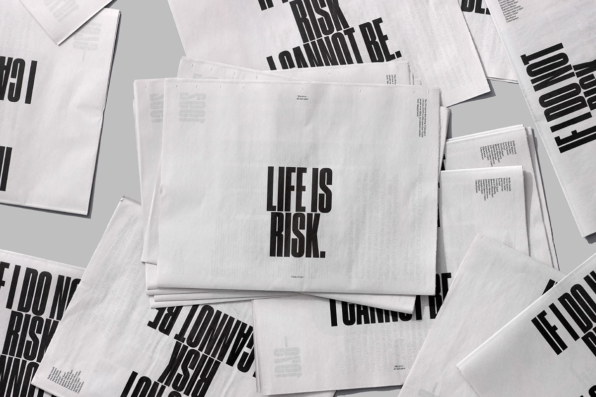 "Why Your ""Risky"" Design Isn't Actually Risky at All"