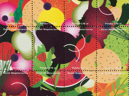 Celebrate Unusual Holidays With Poland's Youngest Stamp Designer