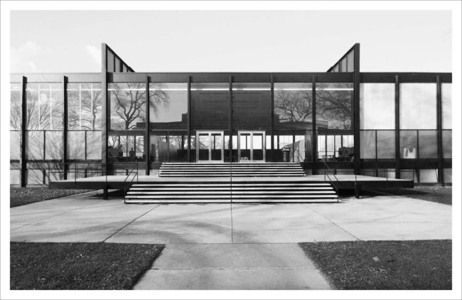 Mies van der Rohe, Crown Hall