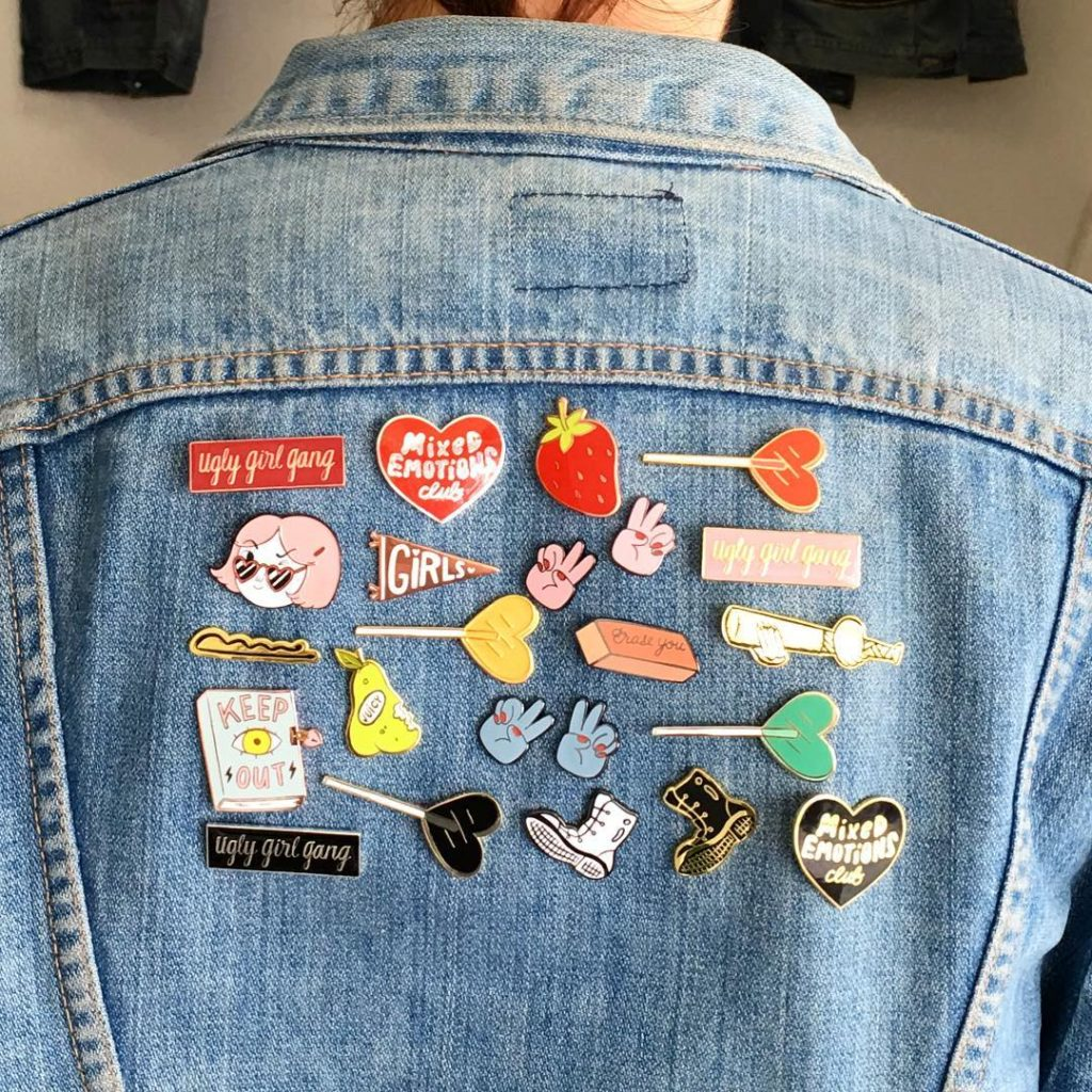 Are Enamel Pins the New Business Cards for Emerging