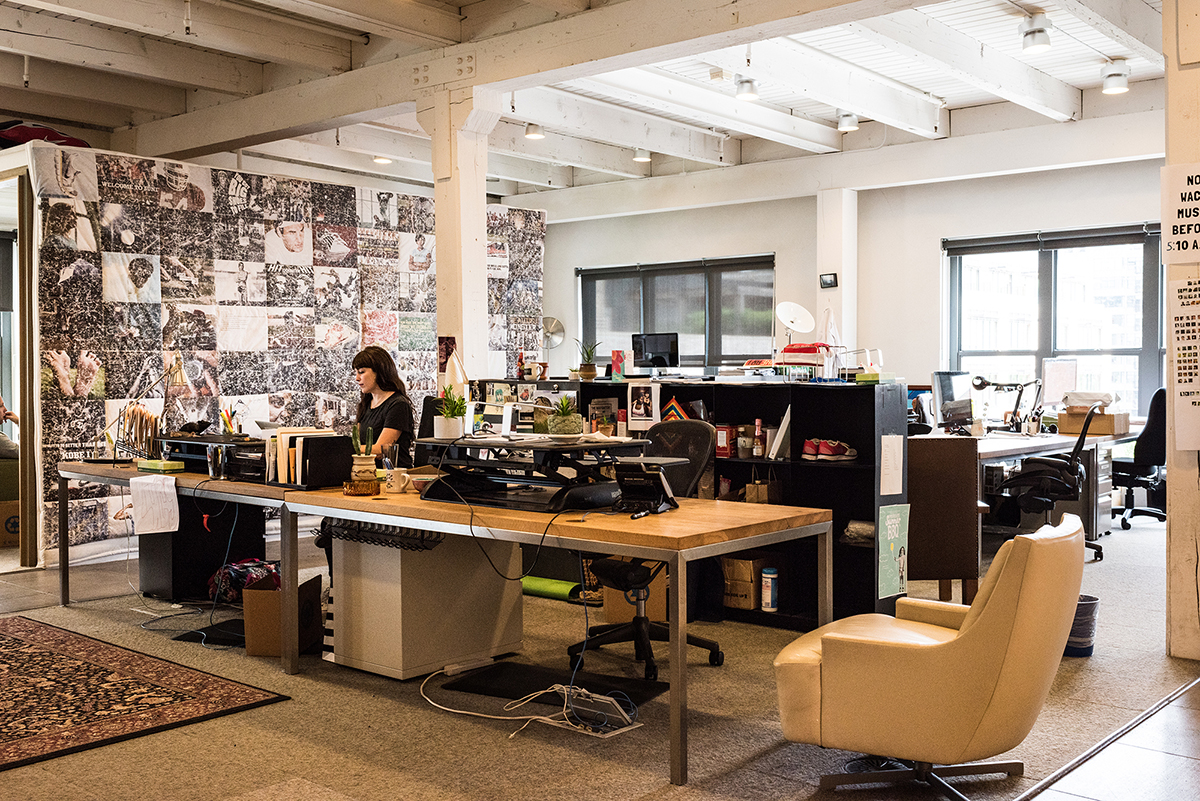 world s biggest indie ad agency wieden kennedy have mastered office culture too nbdeye on. Black Bedroom Furniture Sets. Home Design Ideas