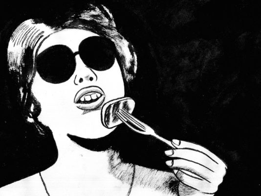 New Illustrations by Yann Le Bec Spike the Ugly and Everyday with Film Noir Suspense