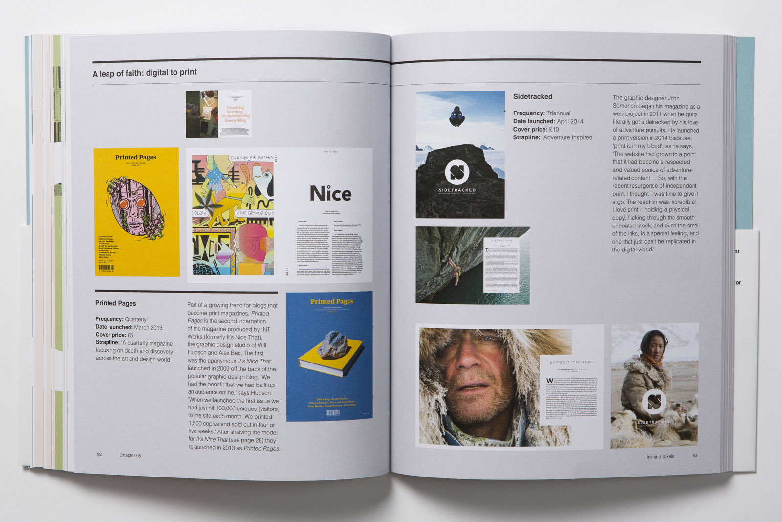 So you want to publish a magazine? | Eye on Design