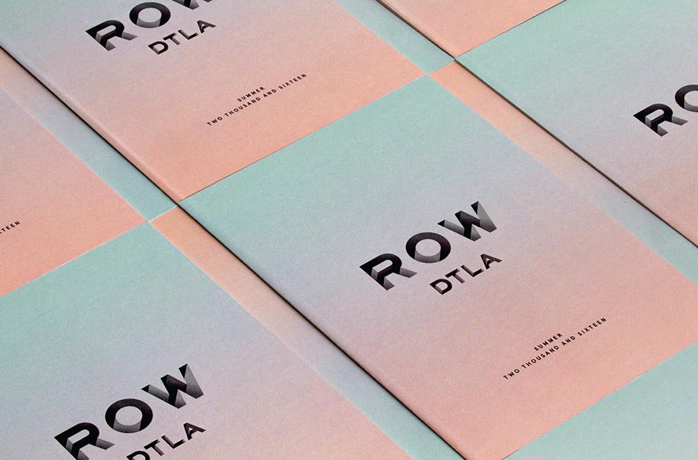Row DTLA brochure