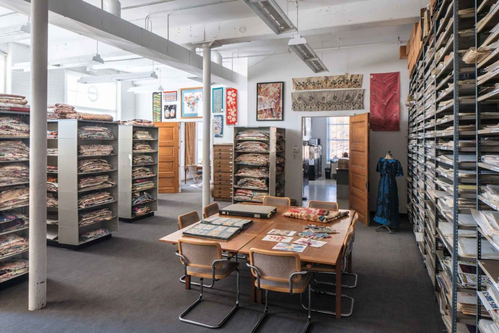 The Design Library. Photograph: Mark Mahaney