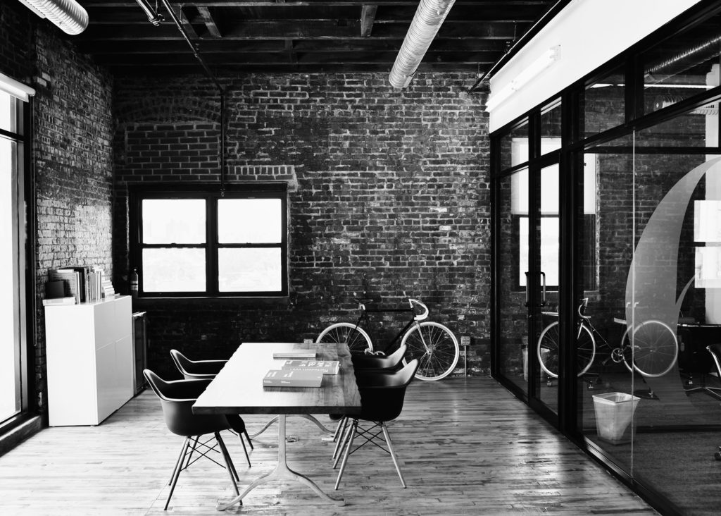 Work & Co's DUMBO, Brooklyn studio. Photography by Nicholas Prakas
