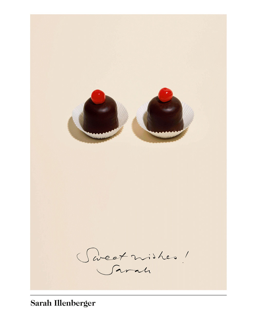 Birthday greeting from Sarah Illenberger, from http://www.phaidon.com/CelebrateTomi