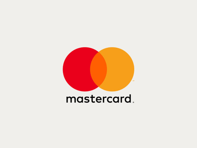 Pentagram, Mastercard