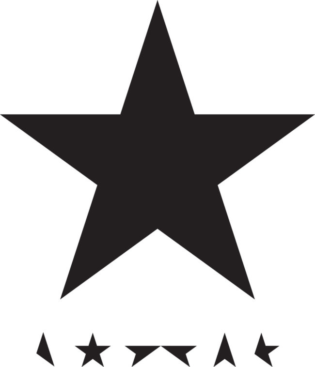 Jonathan Barnbrook, David Bowie's Blackstar
