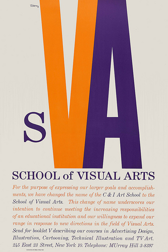 170 Posters Go Underground to Elevate the School of Visual ...