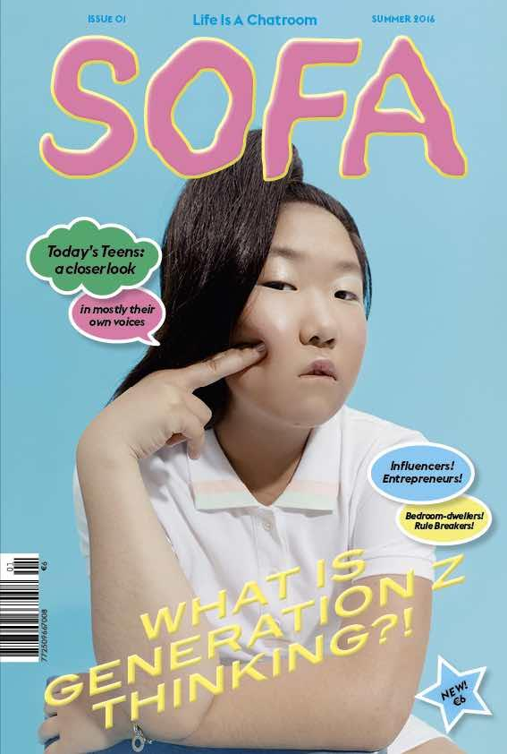 Sofa Magazine Issue 1