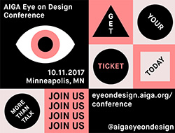Join Us at the Inaugural AIGA Eye on Design Conference