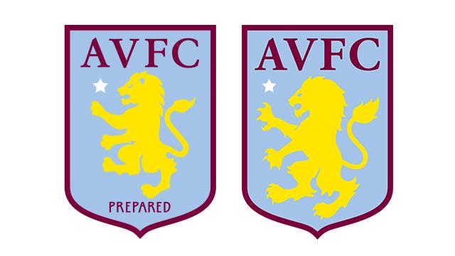 Aston Villa Crest History