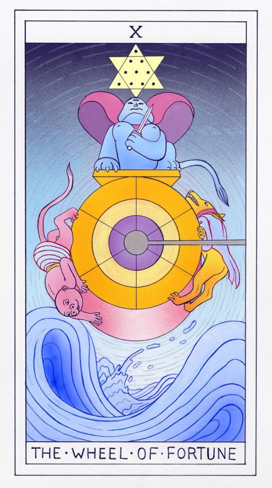 5 Great Tarot Designs by Contemporary Creatives | Eye on Design