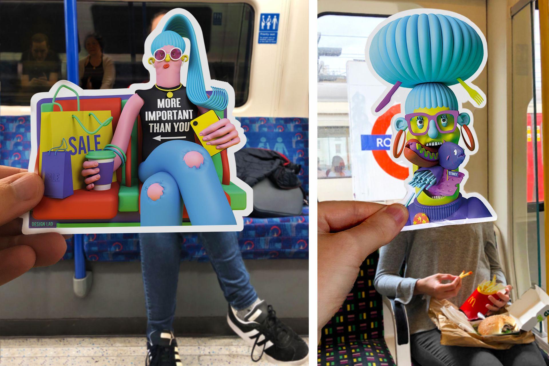 Design Lad-Bad Tube Etiquette-aiga6 – Eye on Design
